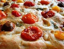 Heirloom Tomato Focaccia Recipe