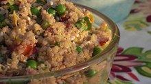 Quinoa Springtime Salad Recipe