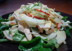 Apple, Fennel, and Chicken Salad with Citrus Vinaigrette Recipe