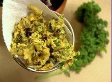 Kale Tempura Recipe