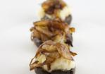 Mashed Potato Stuffed Mushrooms Recipe