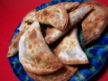 Spiced Lentil Sambusas Recipe