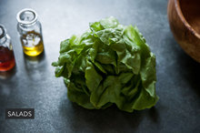 Apple-Gouda Salad with Curry Walnuts Recipe