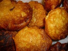 Spiced Corn Fritters Recipe