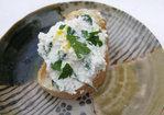 Simple herbed ricotta Recipe