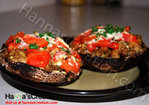 Stuffed portobello mushroom Recipe
