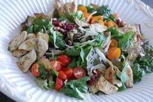Spring Salad Platter Recipe