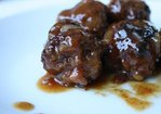 Spicy Sweet Meatballs Recipe