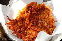 Sweet Potato Latkes - Gluten Free Recipe