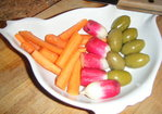 The Mo Betta' Carotene Relish Tray Recipe
