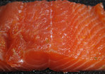 Citrus-cured salmon Recipe