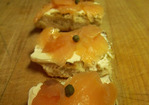 Smoked Salmon Appetizer Recipe