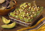 Layered Guacamole Dip with a New Twist, From the Kitchen of Rick Bayless Recipe