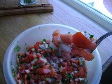 Tomato Cilantro Salsa Recipe