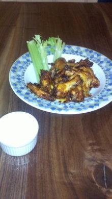 Real Deal Buffalo Wings Recipe
