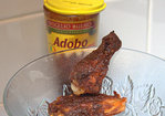Wings Adobo Ol! Recipe