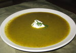 Carrot Mustard Soup Recipe