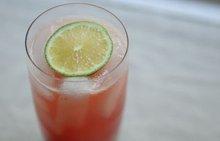 Retro Raspberry Lime Rickeys Recipe