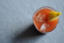Horseradish Vodka Bloody Mary Recipe