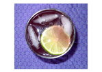 Berry Ginger Lime  Balsamic  Cooler Recipe