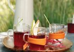 Thanksgiving Star Cider Punch Recipe