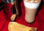 Butterscotch Toddy with Baileys Foam Recipe
