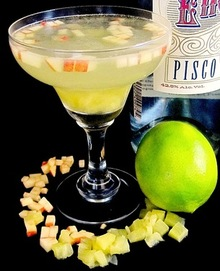 The Frisco Pisco Punch Recipe