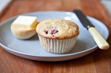 Simply Raspberry Muffins Recipe