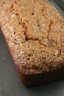 Spiced Pear Loaf Recipe
