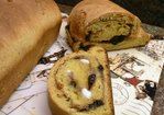 Butternut - Apple Butter Bread with a Cinnamon Raisin Swirl Recipe