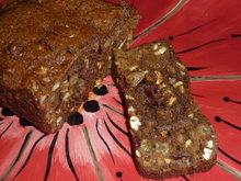 Holiday Fruit & Nut Cake Recipe
