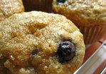 Blueberry Banana Buttermilk Breakfast Buffins-- er, Muffins Recipe