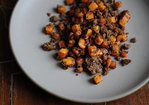 Merguez and Sweet Potato Hash Recipe