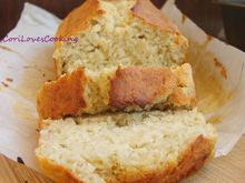 Yogurt Banana Bread Recipe