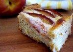 Brioche Peach Cake Recipe