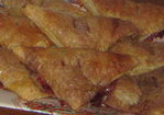 Holiday Apple-Cranberry Turnovers Recipe