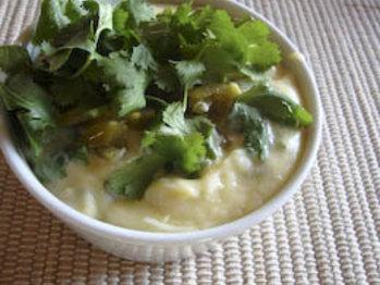 Polenta_porridge