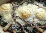 Creamy Ramps and Eggs Recipe