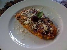 Cherry Omelette Recipe