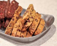 Espresso Chocolate Chip Mandelbrot Recipe