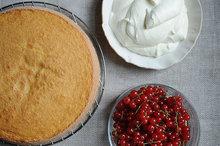 Tender Yellow Cake Recipe