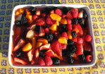 Macerated Summer Fruit Shortcakes with a Dividend Recipe