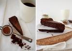 Super Easy Flour-Less Chocolate Cake Recipe