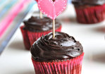 Double Chocolate Espresso Cupcakes Recipe