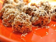 Granola Bon Bons Recipe