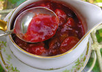 Spicy sweet and sour plum sauce Recipe