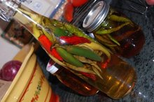Pepper Vinegar-Table Staple Condiment Recipe