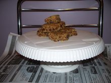 Date and Cardamom Infused Nut Bars Recipe