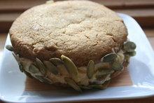 Pumpkin Molasses Cookiewiches Recipe