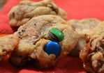 Halloween Candy Bowl Cookies Recipe
